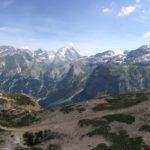 Vue du Petit Mont Blanc