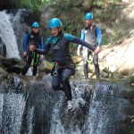 Canyoning Pussy